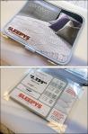 iComfort Flip Front Mattress Footer Detail
