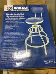 Kobalt Branded Take-A-Seat Try-Me Aux