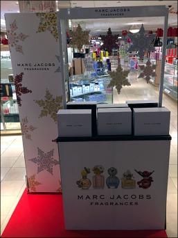 Marc Jacobs Snowflakes Dark Aux
