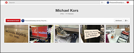 Michael Kors on Pinterest