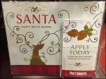 Santa Can't Do It Alone Aux