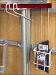 Scraper Station Utility Hook Literature Holder Detail