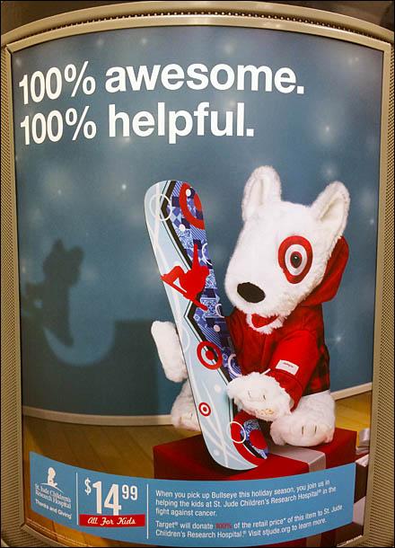 Target Bullseye Mascot Targets Community Main