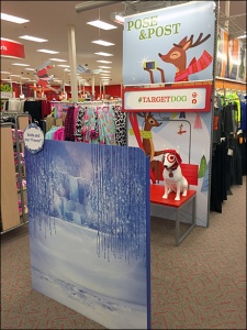 Target Dog Photo Opp 1