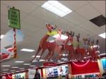 Target Reindeer Buck Stops Here Overall