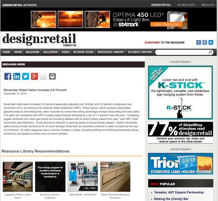 Design-Retail Nov 2014 Retail Sales1