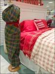 Flannel Dress Form Sari 1
