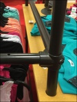 Kee Klamp Outrigger Clothes Rack 3