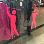 Modell's Multi-Sport Window Cling Icons
