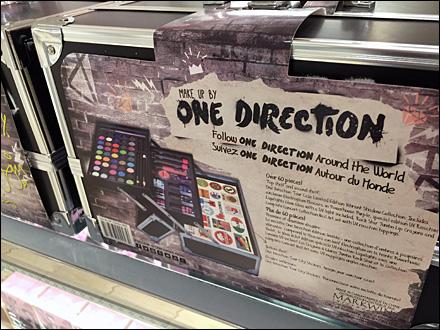 One Direction Brand Self Merchandising Main