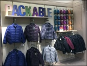 Packable Retail Color Array Overall