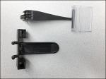 Plastic Flip Front Breakaway Scan Hook 1