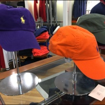 Polo Ralph Lauren Cap Stands Main