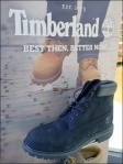 TimberLand Boot Corrugated Ledge Aux