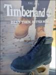 TimberLand Boot Corrugated Ledge Aux