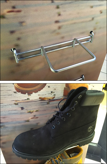 TimberLand Boot Corrugated Ledge Composite
