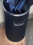 Verizon Umbrella Stand Logo Branding