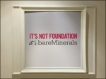 Bare Minerals Not A Foundation Positioning Statement