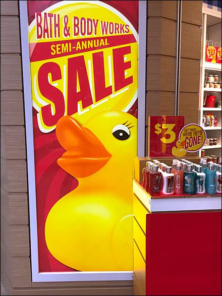 Bath & Body Works Duckie Sale
