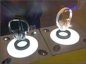 Bose Headphones in Motion Still