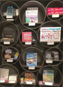 Circle Niche Shelves 1