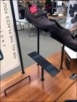 Clark Shoe Branded Pedestal Base 2