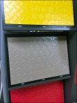 Congoleum Zon Flexible Flooring Samples