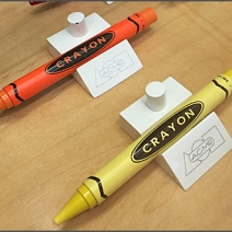 Crayola Branded Ink Pens 2