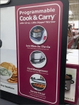 Crock Pot Cook and Carry Features Aux