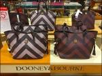 Dooney & Bourke Dazzle Paint Bi Polar Branding