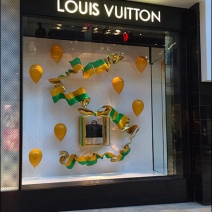 Louis Vuitton Party Window 1