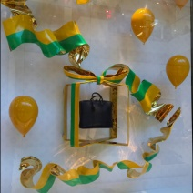 Louis Vuitton Party Window 2