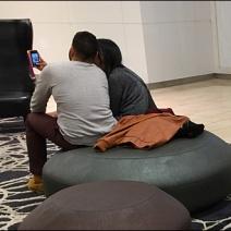 Mall Romance Selfie 3