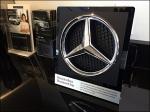 Mercedes Benz Illuminated Star Aux