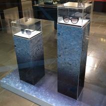 Museum Case Sunglass Pedestal 1