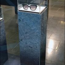 Museum Case Sunglass Pedestal 2