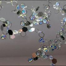 Swarovski Ceiling Crystals 10
