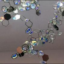 Swarovski Ceiling Crystals 11