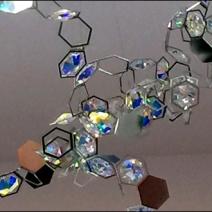Swarovski Ceiling Crystals 12