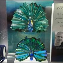 Swarovski Crystal Peacock 2