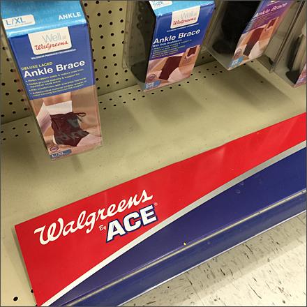 Walgreens by Ace Main