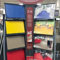 Zon Flexible Flooring Sample Book 1