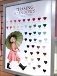 Chasing Rainbows Color Samples Aux