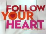 Follow Your Heart Floor Graphic Aux