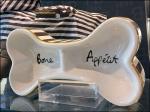 Henri Bendel Bone Appetit Pet Bowl Main