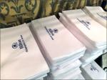 Hilton Branded Paper Towels Aux