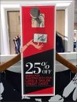 Lord &; Taylor 25% Door Hanger Aux