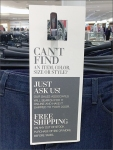 Lord & Taylor Can't Find Door Hanger Aux