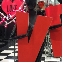 Valentines Day Manequin Love 2