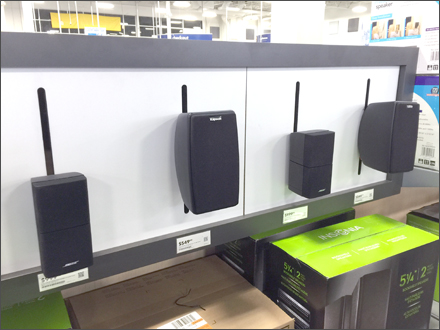 Vertical Speaker Slots Main